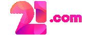 21.com casino logo transparant
