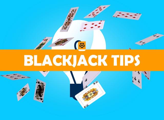 tips voor blackjack spelen
