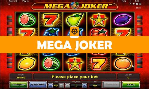 Mega Joker gokkast