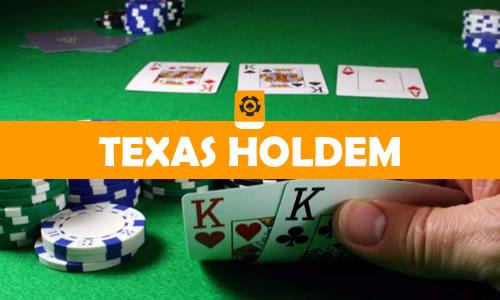 Texas Holdem kaartspel